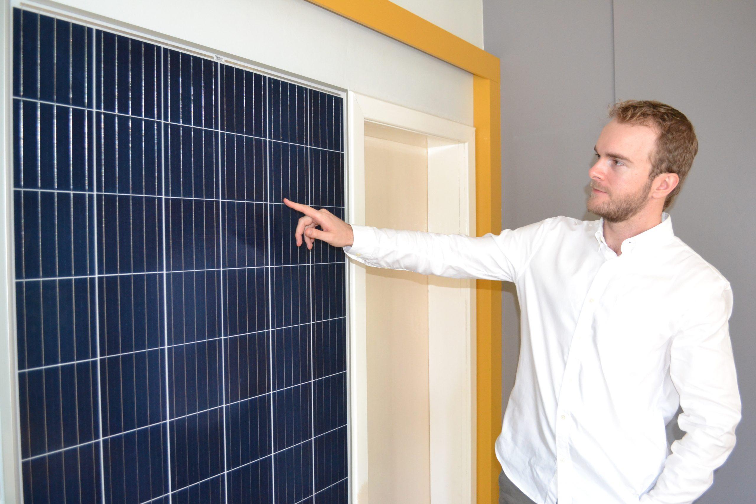 Eduardo Troller, diretor da Geração Solar