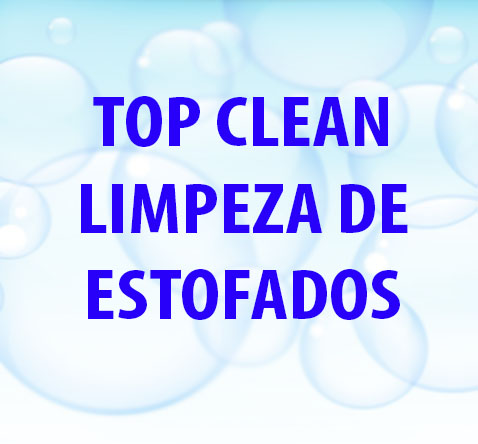 Top Clean Limpeza de Estofados