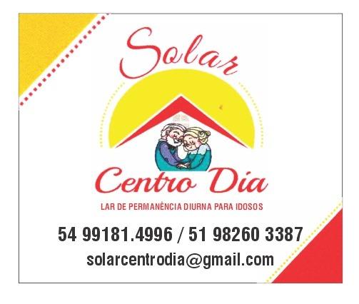 Solar Centro Dia para Idosos